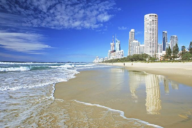 Gold Coast / BOOKING